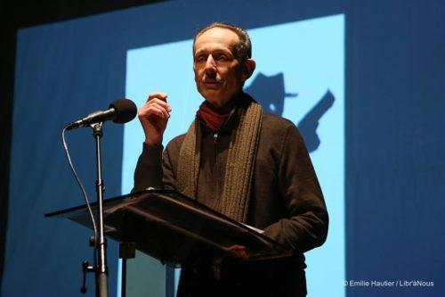 Romain Slocombe Prix Libr'à Nous 2018