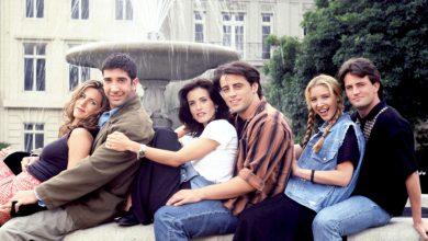 Photo of 16 avril : 1996, Première diffusion française de «Friends»