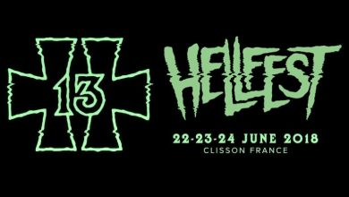 Photo of Et de quatre pour le Hellfest !!!