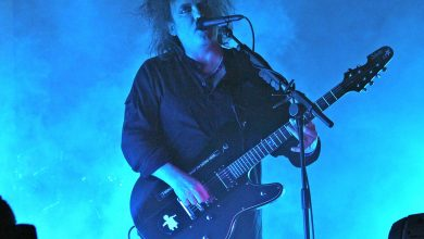Photo de 21 avril : 1992, sortie de l'album « Wish » de The Cure