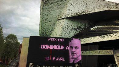 Photo of Dominique A, un week-end entre deux rives