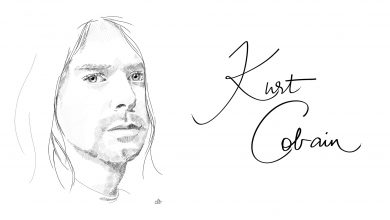 Photo de 5 avril : 1994, Mort de Kurt Cobain