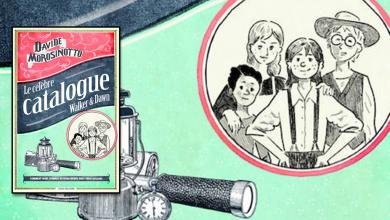 Photo of À L'École des Loisirs, entre un célèbre catalogue et des dindes, c'est l'aventure sinon rien !