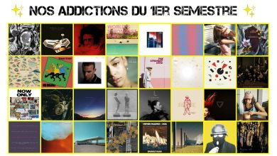 Photo de Nos addictions du premier semestre 2018 !