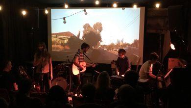 Photo de Nick Batterham et Adrian Whitehead, troubadours pop des antipodes