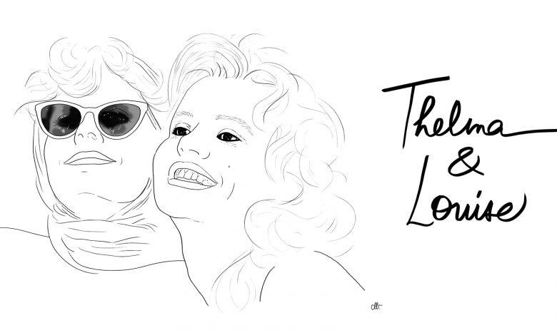 Photo of 29 mai : 1991, sortie française de «Thelma et Louise» de Ridley Scott