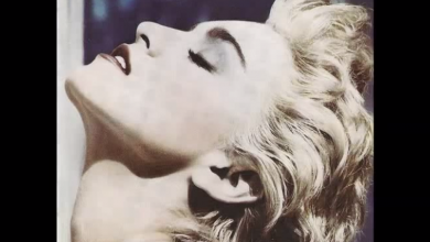 Photo de 30 juin : 1986, sortie de l'album « True Blue » de Madonna