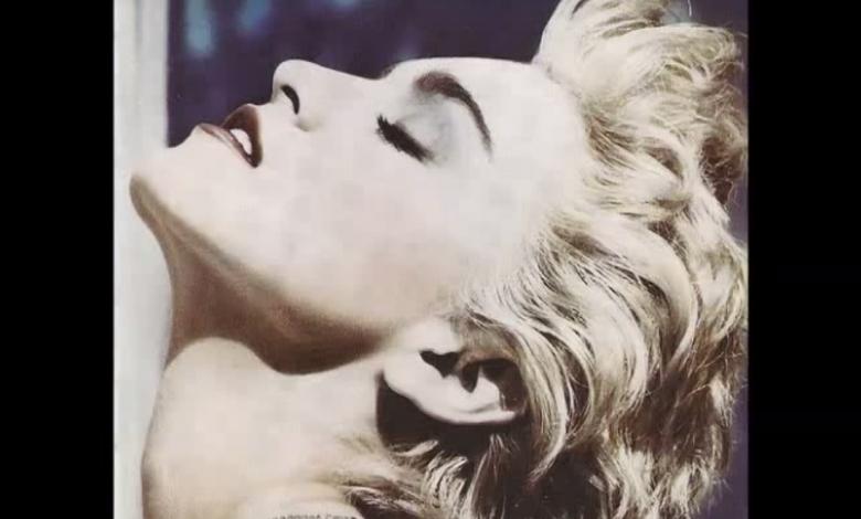Photo of 30 juin : 1986, sortie de l'album «True Blue» de Madonna