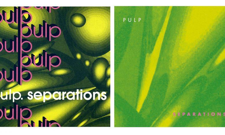 Photo of 1er juillet : 1992, sortie de l'album «Separations» de Pulp