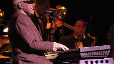 Photo de 10 juin : 2004, décès de Ray Charles