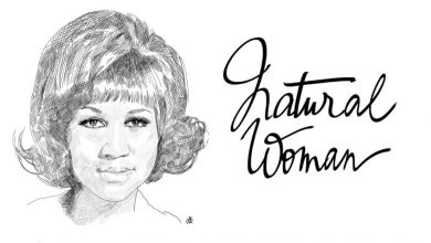 Photo de Bye bye Aretha Franklin…