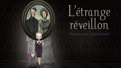 Photo de «L'Étrange Réveillon» de Bertrand Santini et Lionel Richerand. Où sont les morts ?