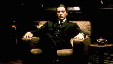 Photo de 27 août : 1975, sortie française de «Le Parrain 2» de Francis Ford Coppola