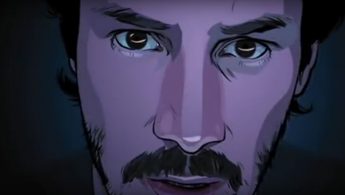 Photo de 13 Septembre : 2006, sortie de « A Scanner Darkly » de Richard Linklater