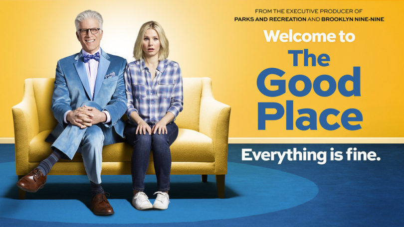 """The Good Place"" Horizontal Key Art -- (Photo by: NBCUniversal)"