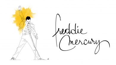 Photo of 5 septembre : 1946, Naissance de Freddie Mercury