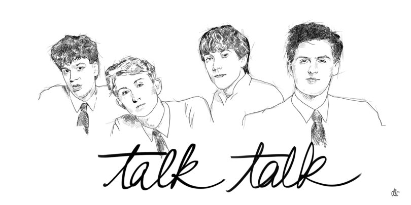 Talk Talk spirit of eden