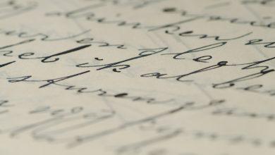 Photo of «Le discours vide» rempli de calligraphie et d'intime de Mario Levrero