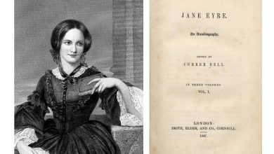 Photo of 16 octobre : 1847, parution de « Jane Eyre » de Charlotte Brontë