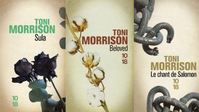 Photo de 7 octobre : 1993, Toni Morrison obtient le prix Nobel de littérature