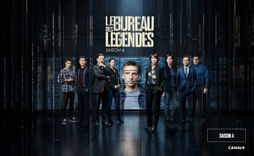 bureau des legendes