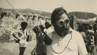 Photo de «Il était une fois Sergio Leone» à la Cinémathèque française : au cœur d'une vision