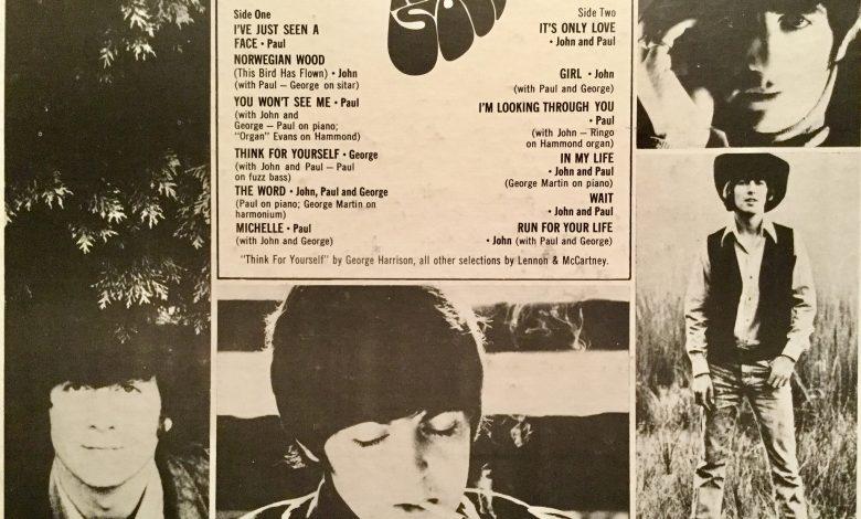 Photo de 3 décembre : 1965, Sortie de «Rubber Soul» des Beatles
