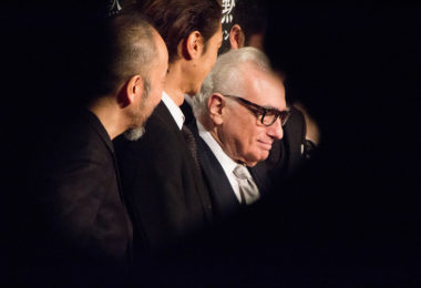 Martin Scorsese / Dick Thomas Johnson