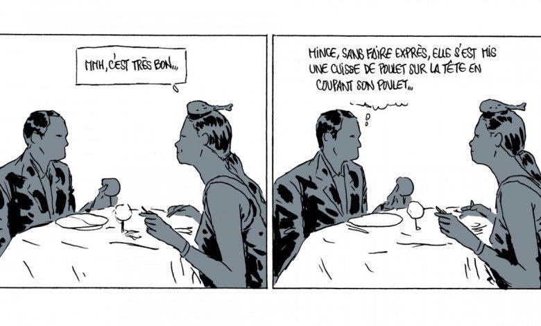 Photo of «Le discours» de Fabrice Caro : Fabcaro sans le dessin mais toujours avec humour