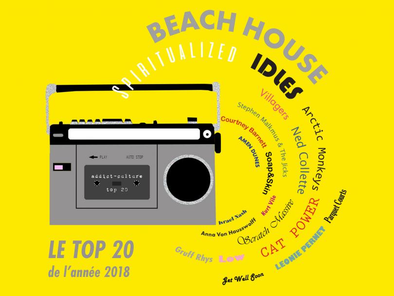 top musique 2018