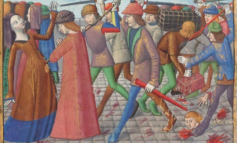 Photo of La révolte comme énergie : Et j'abattrai l'arrogance des tyrans de Marie-Fleur Albecker