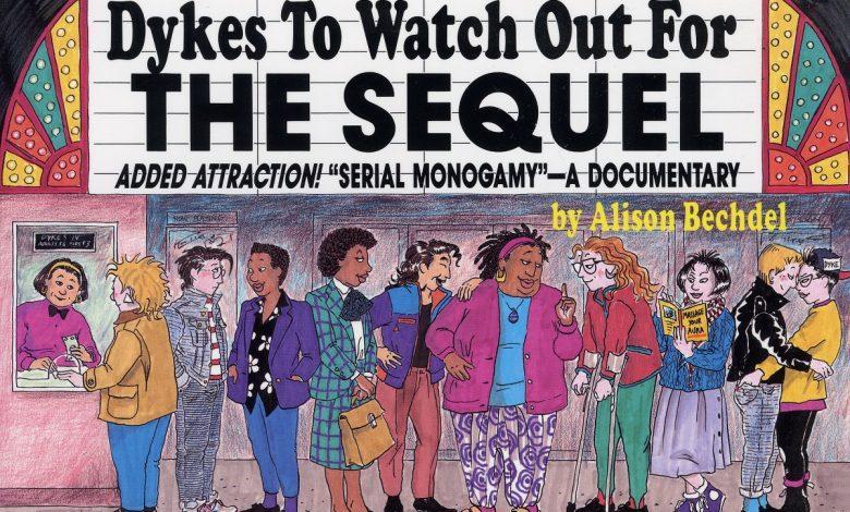 Photo of «L'essentiel des gouines à suivre» d'Alison Bechdel : sexe, humour et réflexion
