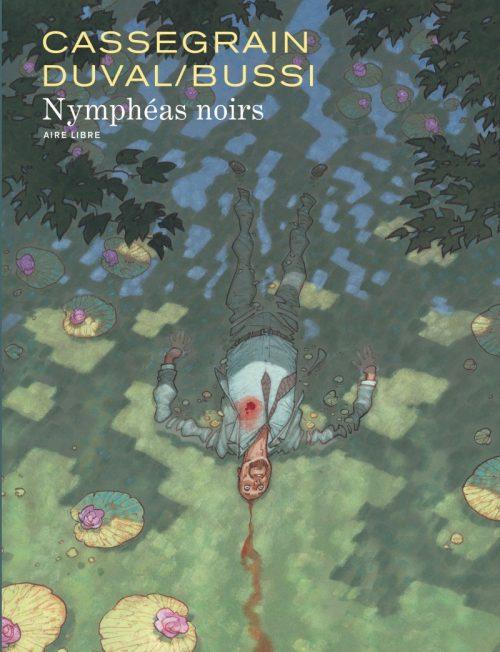 « Nymphéas noirs » (Dupuis)