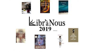 Photo of Les lauréats du prixLibr'à Nous 2019sont …