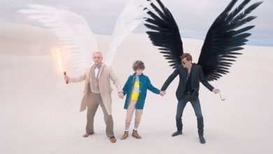 Photo de « Good Omens » : une seule saison de bon augure !