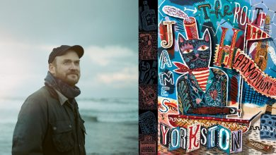 Photo of James Yorkston voyage en solitaire