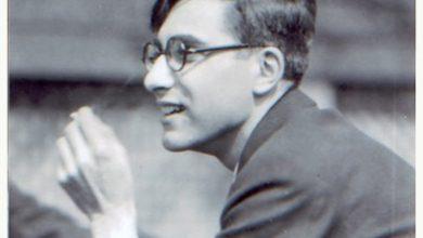 Photo of Louis Zukofsky, Le «la» qui commence une œuvre entière