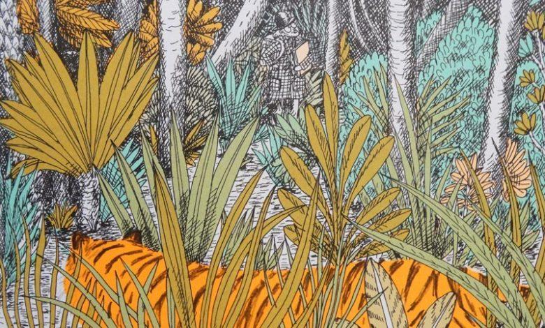 Photo of «Panthera tigris» de Sylvain Alzial et Hélène Rajcak. Que peut la science face au tigre?