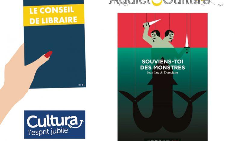Photo de «Souviens-toi des monstres», Jean Luc A. D'asciano