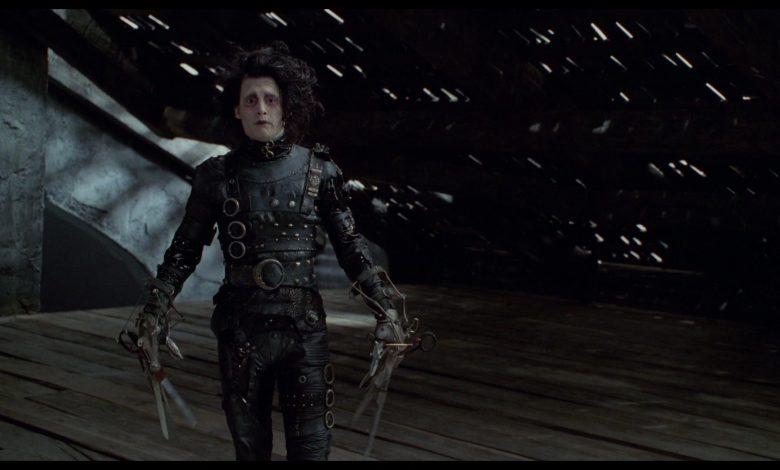 Photo of 10 avril : 1991, sortie de «Edward aux mains d'argent» de Tim Burton
