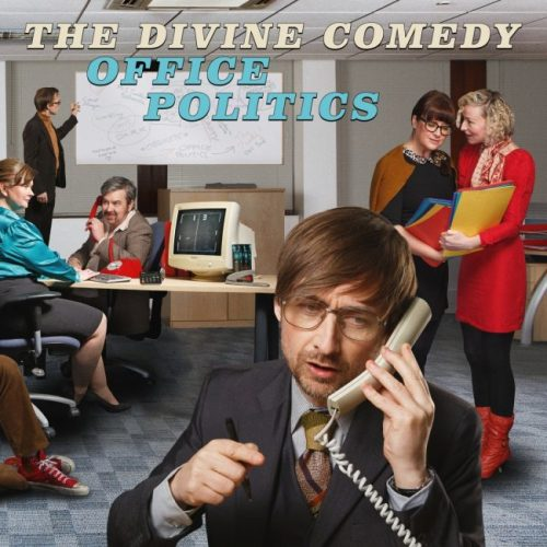 neil hannon the divine comedy office politics