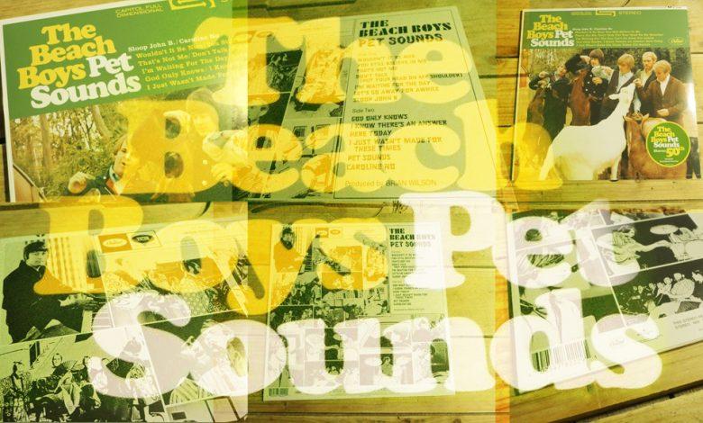 Photo de 16 mai : 1966, sortie du légendaire Pet Sounds des Beach Boys