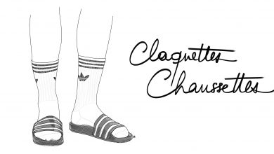 Photo of Claquettes Chaussettes