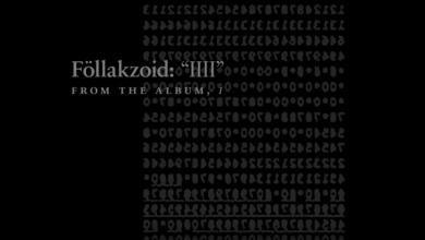 Photo de {Le Son du Jour} : Föllakzoid – IIII