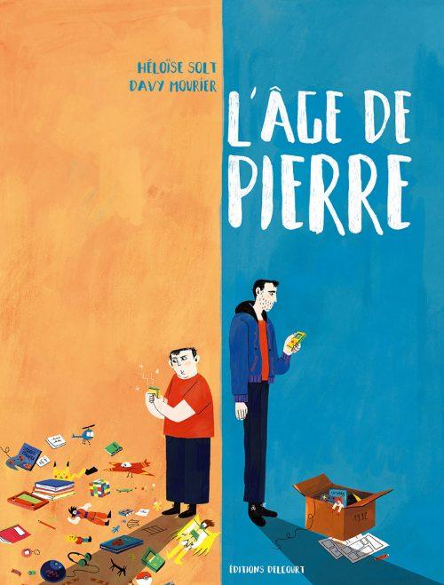 L'âge de Pierre / Davy Mourier, Héloïse Solt / Delcourt