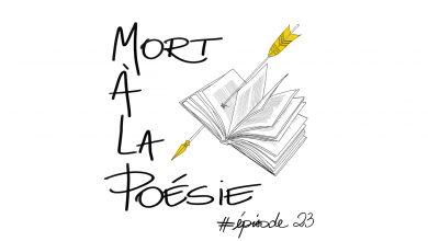 Photo de [Mort à la poésie] – Épisode 23 : Antoine Boute & Lisette Lombé