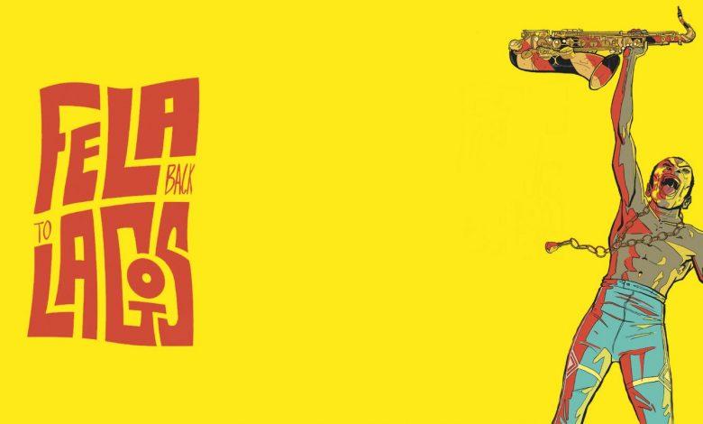 Photo de «Fela back to Lagos» : BD en transe
