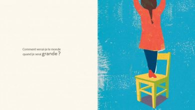 Photo de «Qu'attends-tu ? Le livre des questions» de Britta Teckentrup : Petites questions, grandes réflexions