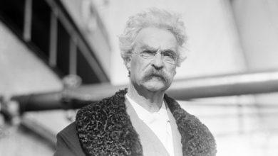 Photo of 30 novembre : 1835, naissance de l'écrivain américain Mark Twain