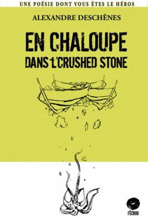 Alexandre - En chaloupe dans l'crushed stone - L'Écrou 2019